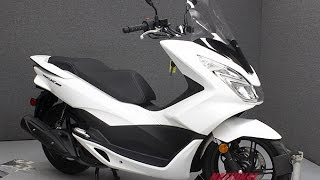 8. 2015  HONDA  PCX150  - National Powersports Distributors