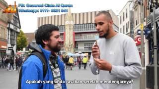 Video Reaksi Orang Ramai Apabila Mendengar Ayat Al Quran MP3, 3GP, MP4, WEBM, AVI, FLV Februari 2018