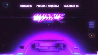 Migos - Motorsports Ft Cardi B & Nicki Minaj Screwed and Chopped DJ DLoskii