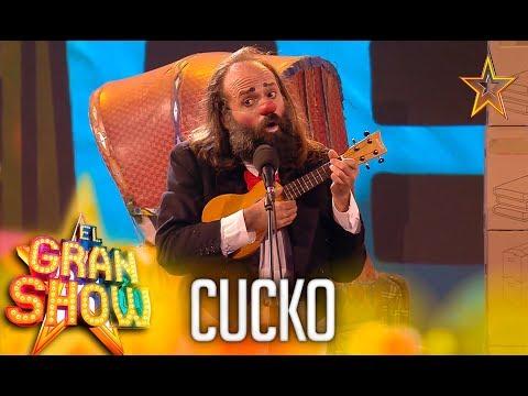 CUCKO pone EN RIDÍCULO a EDURNE: ¡No sabe silbar!   El Gran Show   Got Talent España 2019