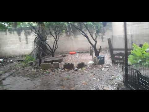 Huracan Delta lo que esta pasando en  en estos momentos en Merida yucatan