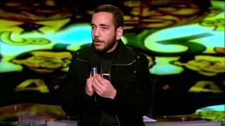 البرنامج| باسم يوسف: انا غير مسؤول عن هذه الفقرة