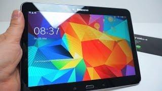 Video Samsung Galaxy Tab 4 10.1 Tablet Unboxing NEW 2014 MP3, 3GP, MP4, WEBM, AVI, FLV November 2018