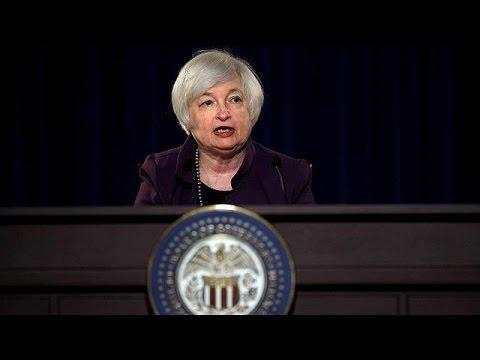 Η Γέλεν, η ομιλία της, τα επιτόκια: Τι διακυβεύεται στα διεθνή χρηματιστήρια – economy