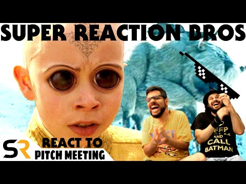 SRB Reacts to The Last Airbender | Pitch Meeting