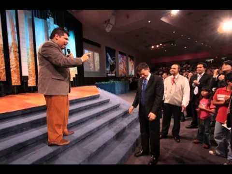 Profeta Hernan Acosta en C.E.L.A(Rosario)