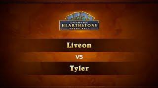 Liveon vs Tyler, game 1