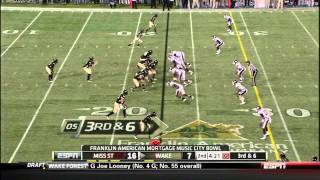 Fletcher Cox vs Wake Forest