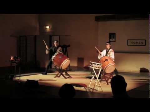 Les tambours japonais fêtent la musique au musée des Arts et Métiers