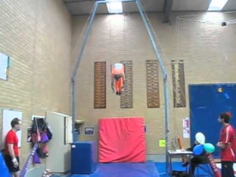 Adult Gymnastics ~ Wesley Lions Masters Spectacular 2012