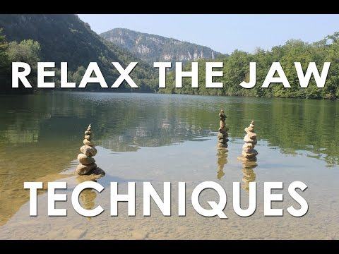 Relaxing the Jaw & Tinnitus