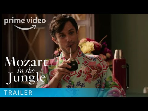Mozart in the Jungle Season 4 - Official Trailer | Prime Video