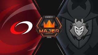 compLexity vs G2  - FACEIT London Major 2018 | CS:GO Highlights