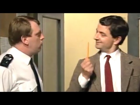 Bean Goes to Town | Episode 4  | Original Version | Mr Bean Official