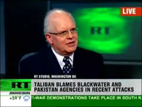 Blackwater- is behind suicide bombings in Pakistan