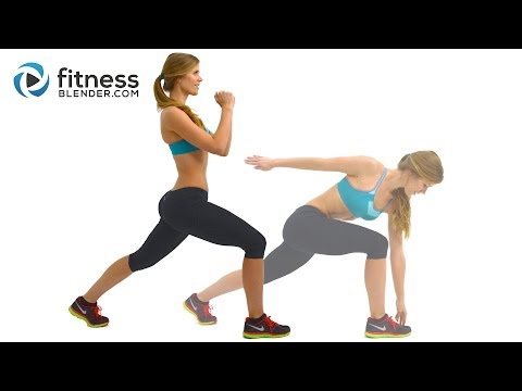 Fast and Slow Remix Cardio Intervals – Fun Fat Burning Cardio Workout at Home