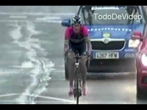 winner - Winner Anacona Vuelta España - Señal Colombia Ultimo Kilometro - 31/Agosto/2014 - Etapa 9 - Lider Nairo Quntana Clasificacion General Winner Anacona Vuelta España - Ultimo Kilometro - 31/Agosto...