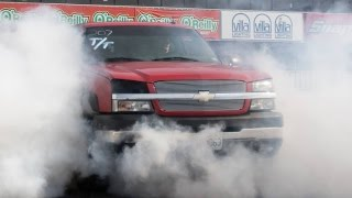 DGAF DIESEL - Rowdy Burnouts by 1320Video