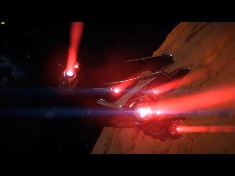В космосе босиком - Elite: Dangerous