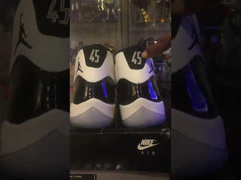 Jordan Concord 2018 Real Vs Fake On Hand