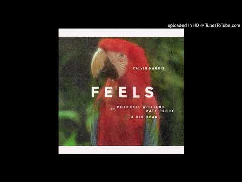 Feels (Official Clean Version) Calvin Harris, Katy Perry, Pharrell Williams, Big Sean