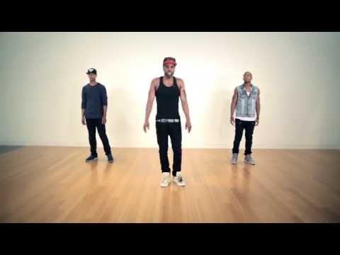 "Jason Derulo - ""The Other Side"" Dance Tutorial PART 1"