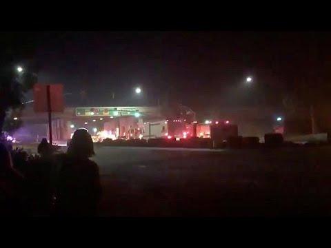 ΗΠΑ: Πυρά σε νυχτερινό κέντρο στην Καλιφόρνια