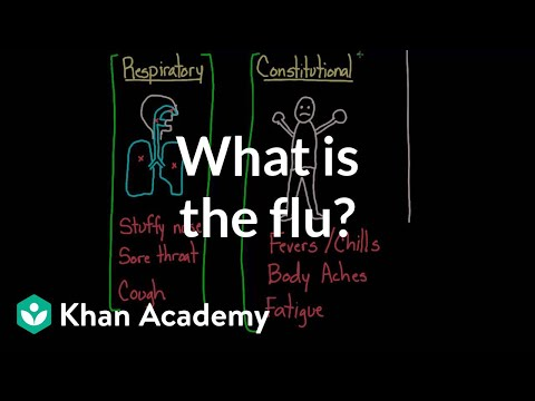 flu - Learn the difference between the cold and the flu, and how we sometimes can get fooled by viruses! Rishi is a pediatric infectious disease physician and work...