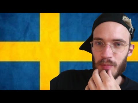 Pewdiepie Fake Swedish Accent Compilation