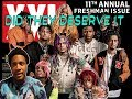 2018 XXL FRESHMAN LIST REACTION | Did They Get It Right?!???!!