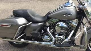 7. 2016 Harley Davidson Road King FLHR : My New Project