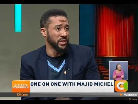One on One with Ghanaian actor Majid Michel