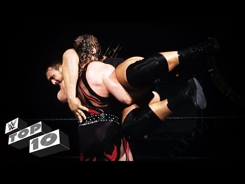 Gigantic Royal Rumble Eliminations — WWE Top 10