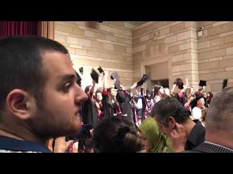 İstanbul Üniversitesi Mezuniyet Töreni
