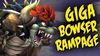 Giga Bowser's Rampage! – Maximilian Dood