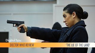 Doctor Who Season 10 Episode 8: 'The Lie of the Land' reviewed by Digital Spy's TV Editor Morgan Jeffrey.Read out full written review here: http://buff.ly/2rjCPFERead 8 questions and theories about the episode here: http://buff.ly/2qOg9tUFollow Digital Spy on Twitter at http://twitter.com/digitalspyLike Digital Spy on Facebook at http://fb.com/digitalspyuk
