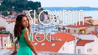 Portoroz Slovenia  city photo : The Best of Slovenia Portoroz, Piran, Ljubljana, Izola, Koper 2016 4K
