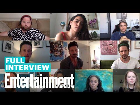 'Kingdom' Roundtable: Frank Grillo, Kiele Sanchez, Jonathan Tucker, & More| Entertainment Weekly