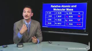 Relative Atomic And Molecular Mass