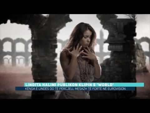 Lindita Halimi publikon klipin e 'World', këngës përfaqësuese në Eurovision