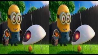 MInions Short 3D Movie (SBS)