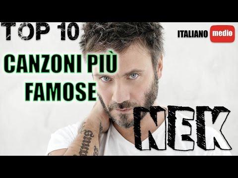 , title : 'LE 10 CANZONI PIÙ FAMOSE DI NEK'