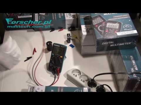 Multimeter fs702 Forscher