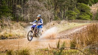 1. Tested: 2018 Yamaha WR250F