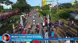 Maraton Tsunami Games 5K dan 10K di Calang