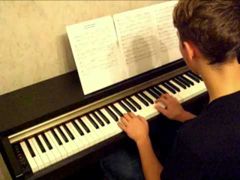 Carly Rae Jepsen - Call Me Maybe | Piano Cover By Osip