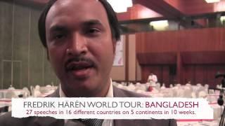 <h5>Part 3: Bangladesh</h5><p>Speech number 3 was in Dhaka, Bangladesh at the Bangladesh Brand Forum</p>