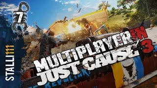 Видео JCMP / Just Cause 3 - Multiplayer mod