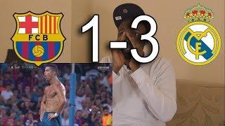 Video Barcelona vs Real Madrid 1-3 All Goals & Highlights: Barca Fan Reaction MP3, 3GP, MP4, WEBM, AVI, FLV Juni 2019