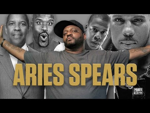 Dead On Impressions of Jay-Z, Shaq, DMX + More by Aries Spears
